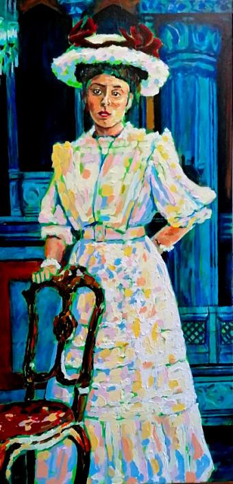 Johana Kirchner Gemälde