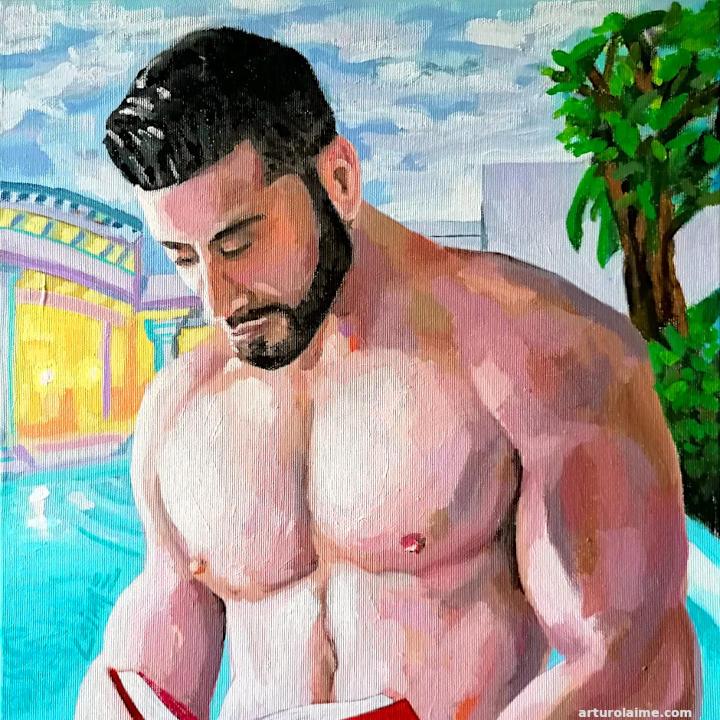 Der Leser von Arturo Laime
